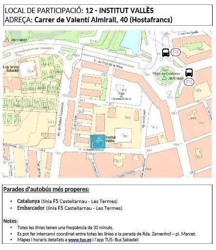 12. Institut Vallès