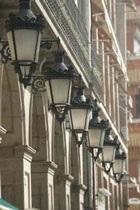 detall façana Casal Pere Quart