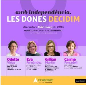 Les dones decidim