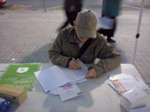 Signatura de la ILP