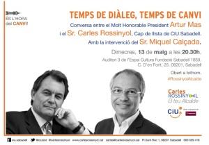 Acte CiU 13.05.2015