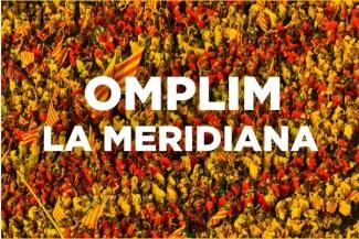 omplim la Meridiana