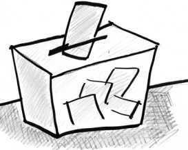 votació